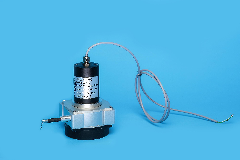 TKLSD-70 系列拉绳传感器(编码器)
