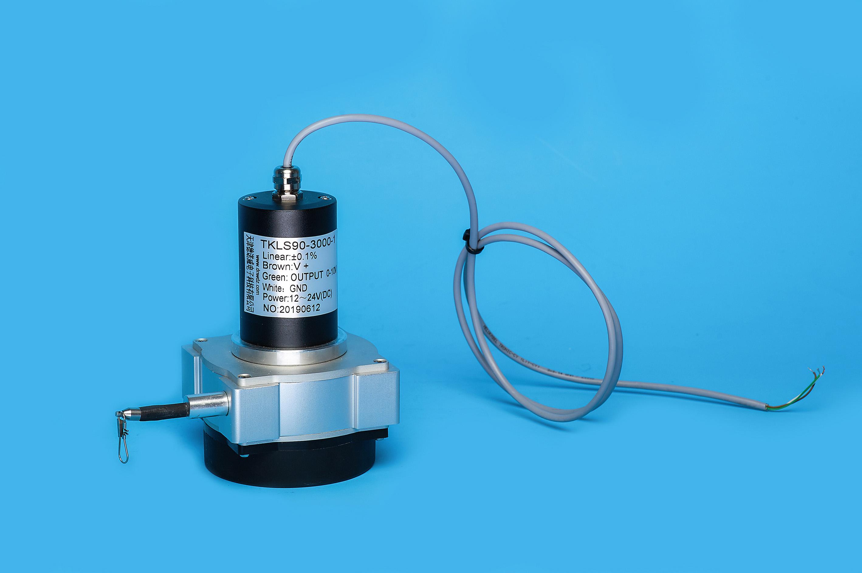 TKLS-90系列拉绳传感器(模拟量)