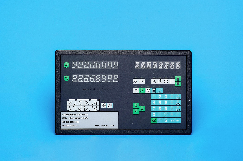 MAG系列位移传感器(光栅尺)数显表-2/3轴