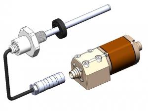 天津RD系列位移传感器