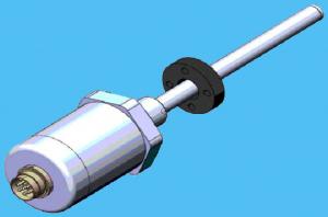 DNW-HS 系列磁致伸缩位移传感器
