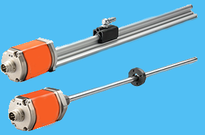 磁致伸缩位移传感器  SSI 输出